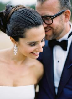 Elegant St. Helena Wedding Captured by Jose Villa