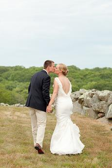 Elegant Martha's Vineyard Wedding Captured by Jocelyn Filley