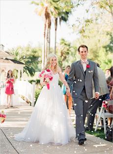 Whimsical Westlake Village Wedding Captured by Lavender amp Twine