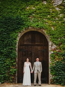 Rustic Napa Wedding Captured by Ahava Studios