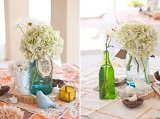 Whimsical Saint George Island Wedding Captured by Ashley Daniell Photography