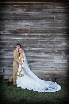Rustic Wedding Captured by Tracy Autem Photography