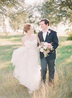 Whimsical Austin Wedding Captured by Michelle Boyd Photography