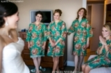 Silk Floral Bridesmaid and Bridal Robes / Silk and More on Etsy / Style Unveiled / Alante Photograph