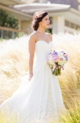 San Luis Obispo Wedding with Pretty Purple Details Photographed by Cameron Ingalls