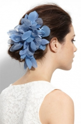Cara Accessories 'Tropical Flower' Hair Clip