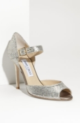 Jimmy Choo 'Lace' Mary Jane Pump