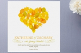 Fall in Love Save the Date Cards by Le Petit Graph...