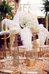 great gatsby wedding inspiration
