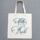 Lavish Custom Mother of the Bride Tote