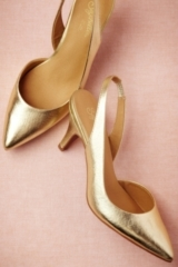 Golden Hour Sling-Backs