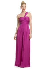 Magenta Orchid Gown