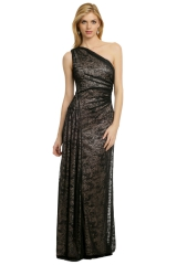 Night in Barcelona Gown
