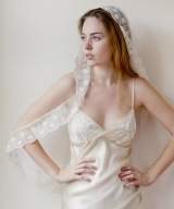 Grace loves lace Jolie veil
