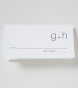 Gwen Place Card