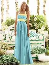 After Six Bridesmaid Dress 6566 in spa
