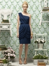 Lela Rose Style LR179 in midnight