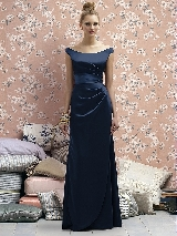Lela Rose Bridesmaids Style LR177 in midnight