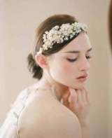 Headpieces, Headbands, Hair Accessories, Rhinestoned Hair Accessories, Feathered Hair Accessories, W