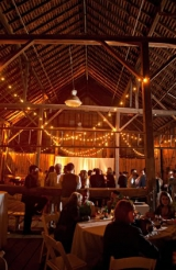 party lights barn
