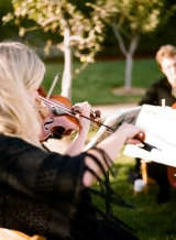 string quartet wedding ceremony