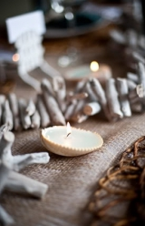 starfish and seashells wedding