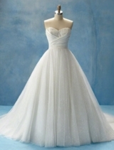 Disney Fairy Tale Weddings by Alfred Angelo Style 205 Cinderella