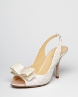 kate spade new york Peep Toe Evening Pumps - Charm High Heel