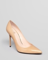 Stuart Weitzman Pointed Toe Pumps - Nouveau High Heel