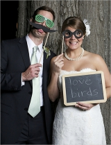 photo booth wedding ideas