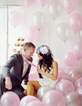 ballon wedding ideas