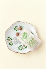 seed bomb wedding favor