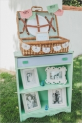 wedding card station