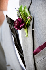 Purple green &amp gray Plantation wedding_010