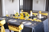 Modern yellow wedding inspiration 19-1
