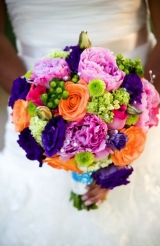 Colorful Atlanta Wedding 8