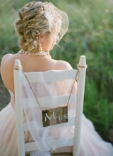 Natural Beach Chic Wedding Inspiration 13