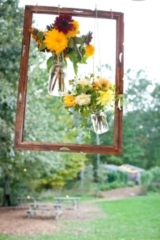 Eclectic, Farm Fresh Maine Wedding