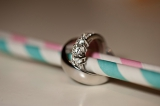 Pink Aqua and White Beach Wedding_033