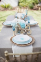 Aqua Wedding Ideas {Rustic}