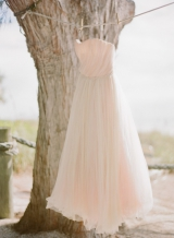 Natural Beach Chic Wedding Inspiration 1