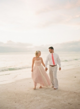 Natural Beach Chic Wedding Inspiration 15