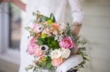 Charming Pink and Peach Wedding Inspiration