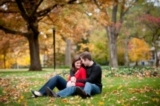 Tennessee Fall Engagement Session