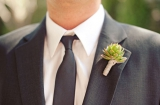 luxe_hotel_sunset_boulevard_bel_air_wedding_modern_succulents_green_grey_JL_designs_chevron_wedding_