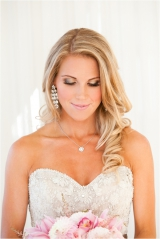 classic romantic bridal makeup by TADA Makeup  Weddings