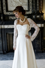 Beverly Lister 2012 Wedding Dress Collection | Bridal Musings (17)