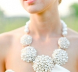 statement necklaces for brides
