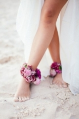 Barefoot Brides | Bridal Musings Wedding Blog 3