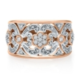 1/2 ct. tw. Diamond Band in 10K Gold